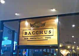 bacchus restaurant brisbane