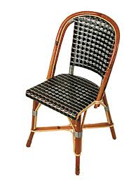 Classic Bistro Chair Fouquet Authentic Cafe Chairs Bistro Tables Tk