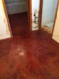 Photos Of Stained Concrete Floors by Interior Concrete Floor Ideas Decorative Concrete Of Virginia Va