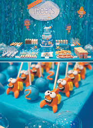 guppies birthday party the sea guppies birthday party hostess with the
