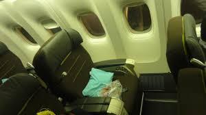 Economy Comfort Class Inside Comfort Class Turkish Airlines Boeing 777 300er Youtube
