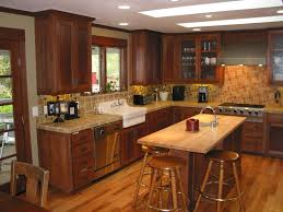kitchen oak kitchen cabinets in staggering natural oak kitchen