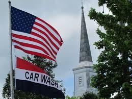 Mva Flags Car Wash Elkridge Md Catonsville Crofton Arbutus