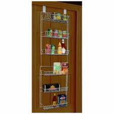 storage basket rack 5 foot pantry spice rack closet organizer over