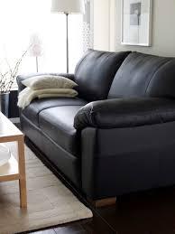 ikea leather sofa ikea living room
