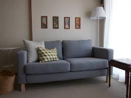 ikea karlstad sofa ikea karlstad three seat sofa bed hk 6 290 new home