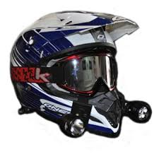 Motorcycle Helmet Lights Extreme Racer Led Helmet Light Kit
