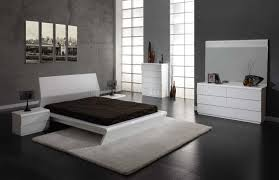 Black And White Queen Bed Set Bedrooms Modern White Furniture Modern Grey Bedroom Furniture