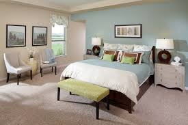 Light Blue Bedroom by Blue And Beige Bedrooms Home Designs