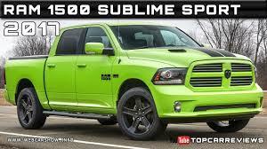 Dodge Ram Specs - 2017 ram 1500 sublime sport review rendered price specs release