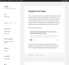 Their They Re There Worksheet Feature Oembed U2013 Make Wordpress Core