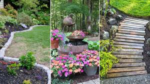 Ideas For Landscaping Backyard On A Budget 14 Cheap Landscaping Ideas Budget Friendly Landscape Tips For