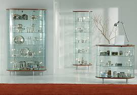 fancy contemporary glass display cabinets 98 for modern home with