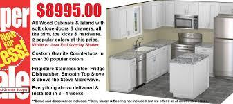 white shaker kitchen cabinets sale white shaker kitchen cabinets sale kitchen az cabinets more