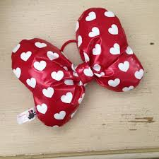 minnie mouse hair bow disney minnie mouse hair tie from tokyo disneyland from clare s