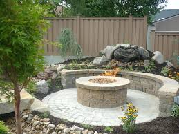 stone paver patio cost articles with paver patio with fire pit cost tag amazing pavers