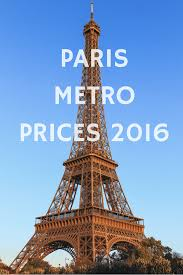 how much does the paris metro cost u2013 ticket prices 2017 u2013 rtw