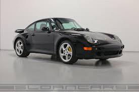 porsche 993 turbo wheels 1997 porsche 993 twin turbo s black black 12 857 miles sloan cars