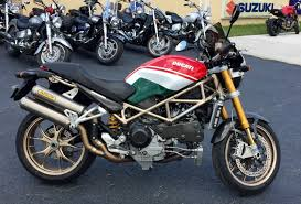 beauty revealed 2008 ducati monster s4rs tri colore rare