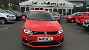 volkswagen polo 2015 2015 volkswagen polo gti motoring research