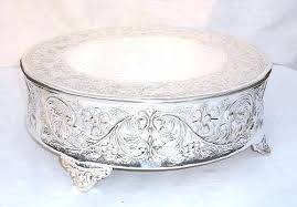 14 cake stand 14 antique silver wedding cake stand amalfi decor silver cake
