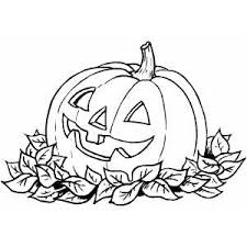halloween color pages coloring pages print