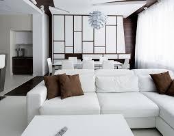 Leather Apartment Sofa Apartments Unusual Apartment Living Room Design With White