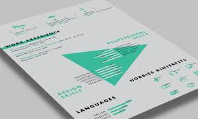 20 free resume design templates for web designers elegant