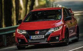 Honda Civic Type R Horsepower 2015 Honda Civic Type R Test Side View 9229 Cars Performance