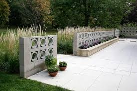 Midcentury Modern Landscaping - mid century modern patio ground one