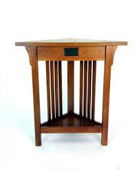mission style side table furniture mission style bedside table splendid corner by wayborn