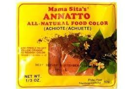 amazon com mama sita annato powder all natural food coloring