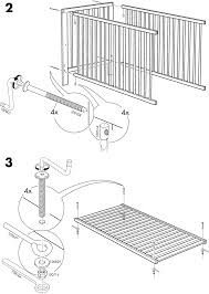 Baby Furniture Kitchener Crib Instructions Ikea Creative Ideas Of Baby Cribs