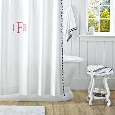 white pom pom curtains u2013 evideo me