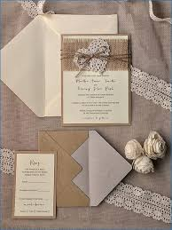 invitation kits rustic wedding invitation kits domaindir info