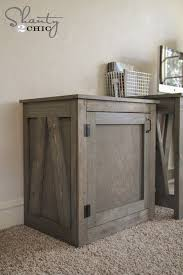 Desk Diy Plans Free Woodworking Plans Diy Desk Or Nightstand