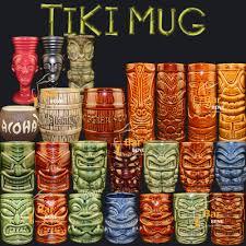 aliexpress com buy creative tea coffee mug ceramic tiki mug milk