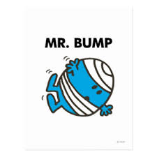 bump postcards zazzle