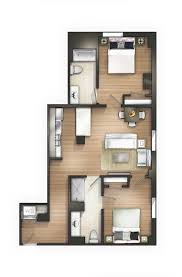 2 bed 2 bath apartment in columbia sc the land bank lofts for the the marion floor plan