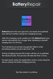 r for android battery repair battery r for android free