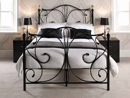 Single Bed Iron Frame Bedroom Iron Bed Frames Single Iron Bed Frames Made In Usa Iron