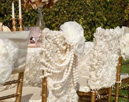 rent chair covers wedding chair cover etsy