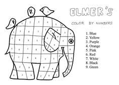 Elmer The Patchwork Elephant Story - 10 colourful and creative elmer crafts activities craft and