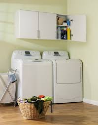 Laundry Room Cabinets And Storage by Prepac Elite Home Storage 54 In 3 Door Wall Cabinet Wew 5424