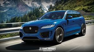 Porsche Macan Dark Blue - sporty jaguar f pace rendered in porsche macan turbo rivaling u0027rs