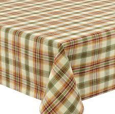 lemon pepper pattern tablecloth