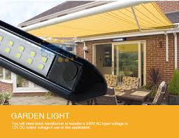 Rv Shade Awnings 12volt Led Awning Light Rv Camper Trailer Boat Exterior Garden