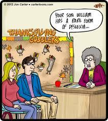 thanksgiving cartertoons