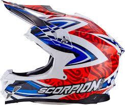 scorpion motocross helmets scorpion vx 15 air revenge cross helmet motorcycle motocross