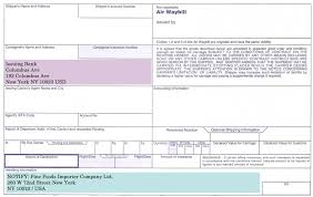 Letter Of Credit Validity can an air waybill be issued to order of an issuing bank
